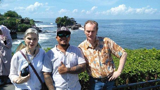 Dodiana Bali Transport: Tanah Lot temple Tour