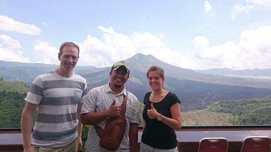 Tuban, Indonesia: Kintamani Volcano Tour