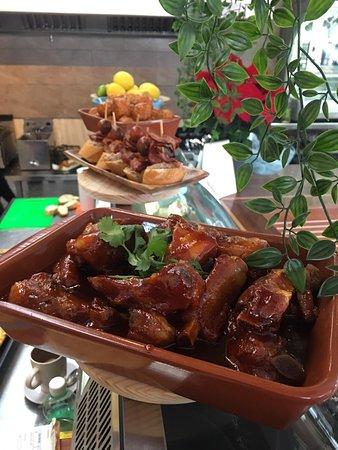 Bugattis Gastro Bar: BBQ Ribs
