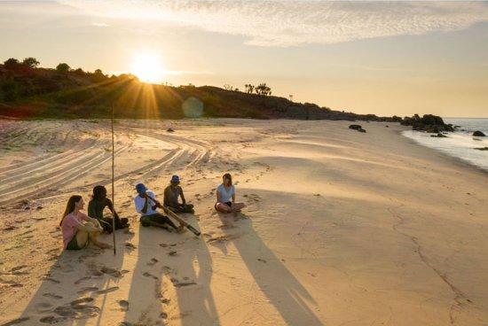 Bremer Island, Úc: Volete scoprire un segreto, un luogo per riconnettersi con la natura e conoscere la cultura aborigena? Banu Banu beach resort è una gemma ben nascosta nel Top End del Northern Territory.