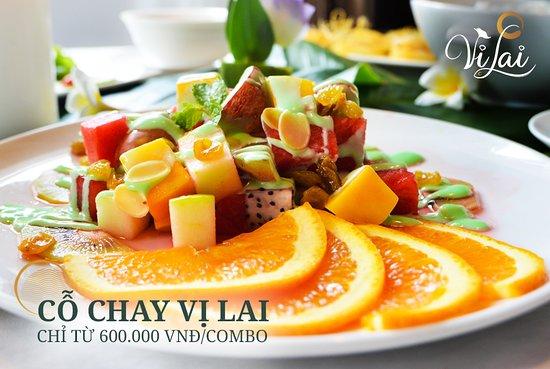 Salad hoa quả - Vị Lai Chay
