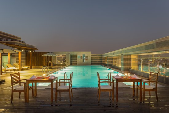 Window View - Picture of Holiday Inn Jaipur City Centre, an IHG hotel - Tripadvisor