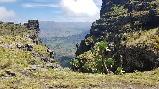 Gonder, เอธิโอเปีย: Simien Mountains Outstanding Nature Tours