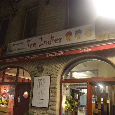 Moderate Indian Restaurant