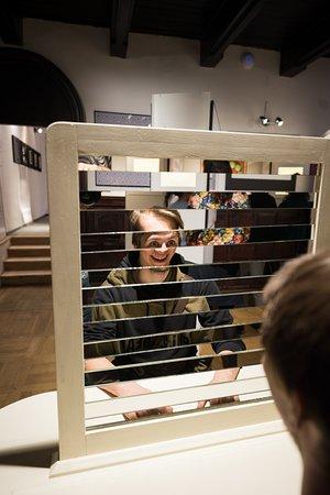 Muzeum Świat Iluzji: .