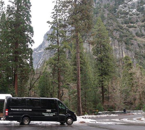 Tenaya Lodge at Yosemite: Tenaya Lodge Yosemite Valley Tour