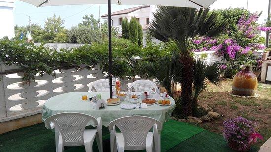 Esterni: patio