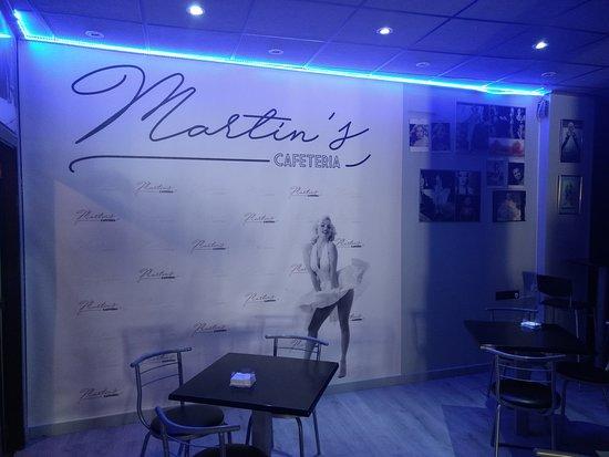 Cafeteria Martin's: Martín's