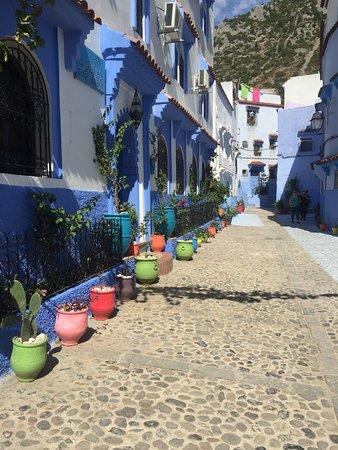 Chefchauen, Marruecos: Streets of Chefchaouen