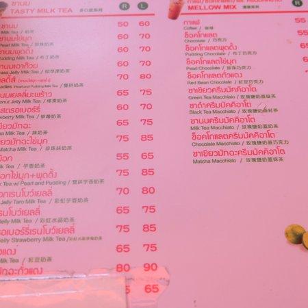 ชานมไข่มุก - Picture of CoCo Fresh Tea & Juice, Bangkok