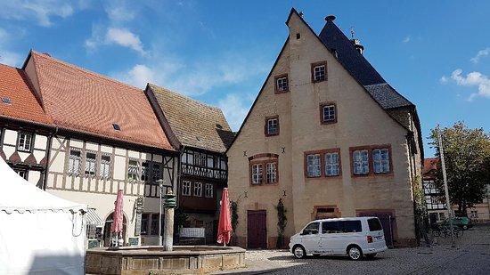 Sangerhausen, Jerman: Altes Rathaus