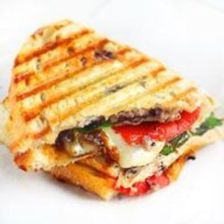 Chautauqua County, NY: Chicken Panini