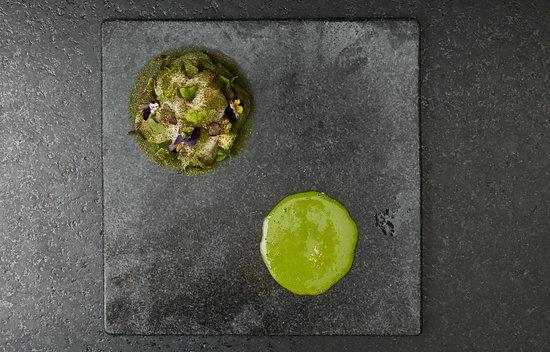 Maras Restaurante: Conchas con Citronela de la carta de entradas