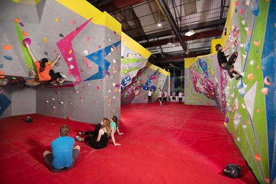 Boulders Indoor Climbing Centre