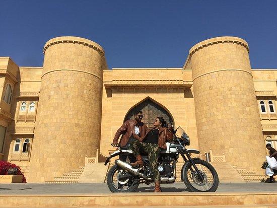 Desert Bikes
