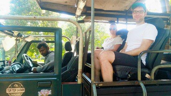 Ella to Tangalle Via Safari