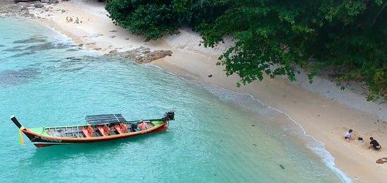 Phuket Yacht Charter Co. Ltd.: private longtail boat