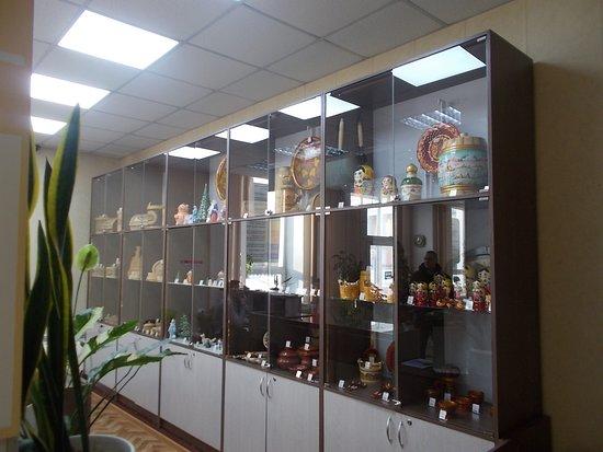 Shushenskoe ( Шушенское ) Museum.
