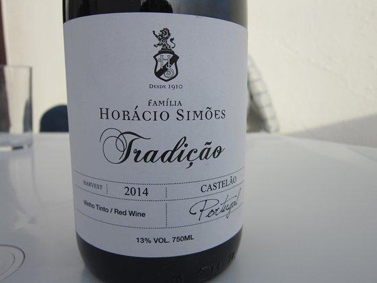 Quinta do Anjo, Portugalia: En usædvanlig god vin.
