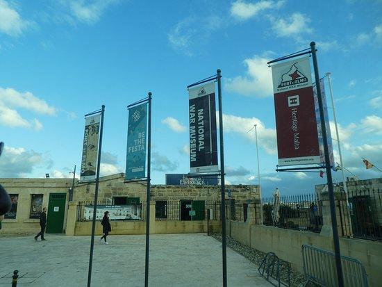 La Valeta, Malta: Zugangsbereich