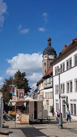 Sangerhausen, Jerman: St. Jacobikirche