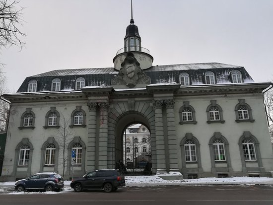 Особняк и конюшни Леона Манташева