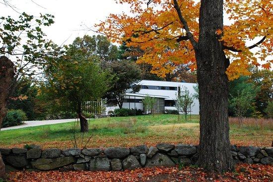October at Gropius House