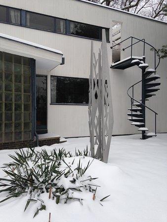 Winter Gropius House