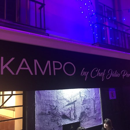 Kampo by Chef Julio Pereira