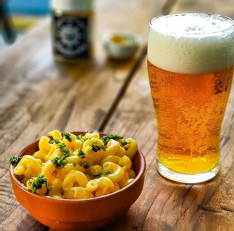 Clevedon Cerveceria: Mac and Cheese