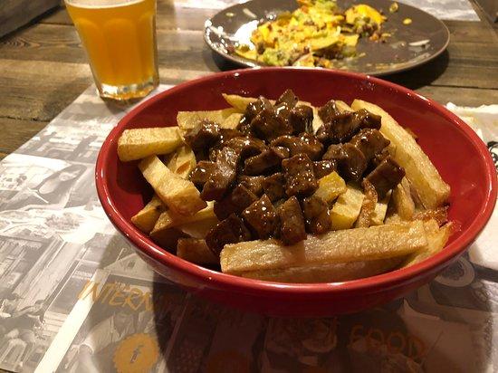 Eat the World Restaurant : สเต็กญี่ปุ่น