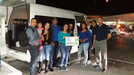 Cancun Mayan Transfers 5