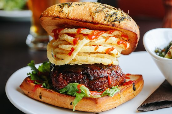 Meatloaf Burger