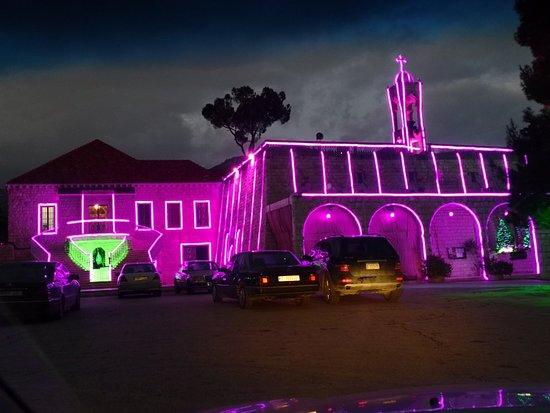 Zahle, Libanon: Saint Elie Church