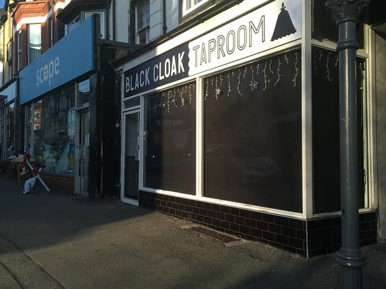 Black Cloak Taproom, Colwyn Bay