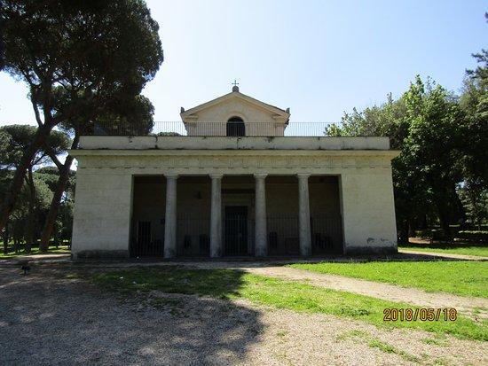 Chiesa di Santa Maria Immacolata a Villa Borghese