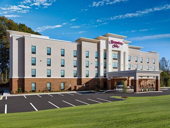 Hampton Inn Chattanooga East Ridge: Hotel Exterior
