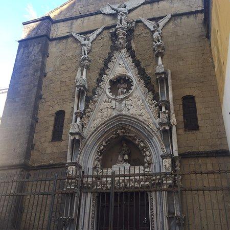 Particolare l'abside...