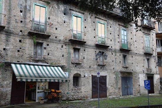 Rosciano, Italia: vecchia casa