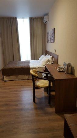 Новый Отель, В центре Сочи