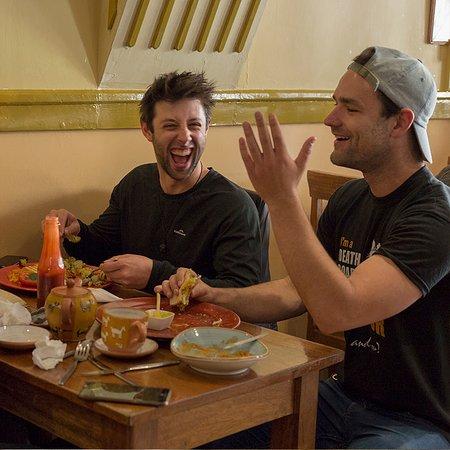 Jack's Cafe Cusco: El mejor ambiente