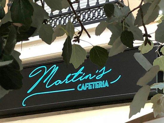 Cafeteria Martin's