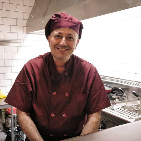 IL PANINO & Ottavo Colle: Roberto, nuestro Chef.