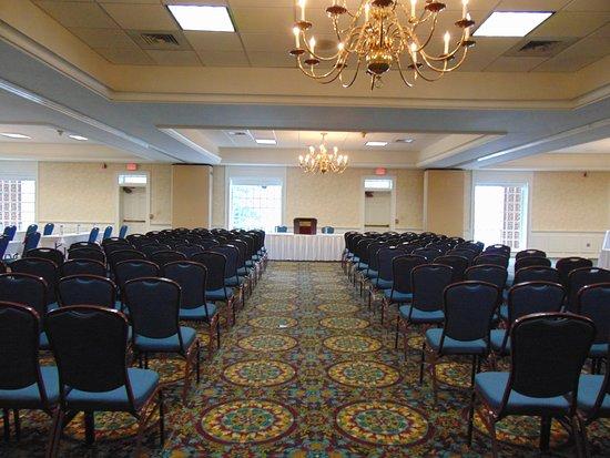 Natural Bridge Historic Hotel & Conference Center: Jefferson Ballroom