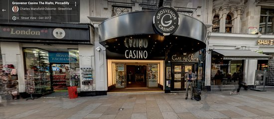 Grosvenor Casino Rialto Piccadilly