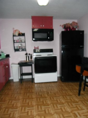 Grangeville, ID: Full kitchen - Unit 5