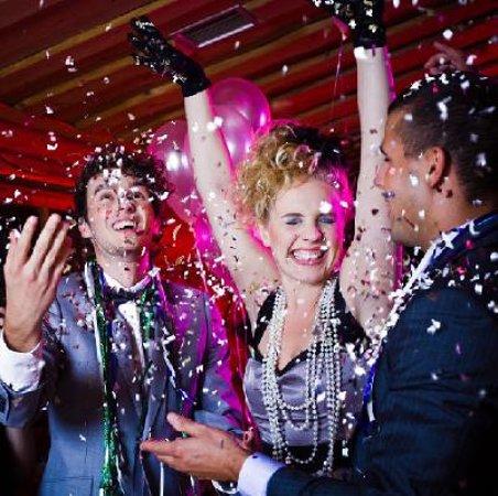 Grosvenor Casino The Rialto London: Party