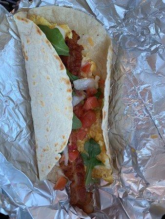 "Chef Joe's: ""Sunshine Taco"""