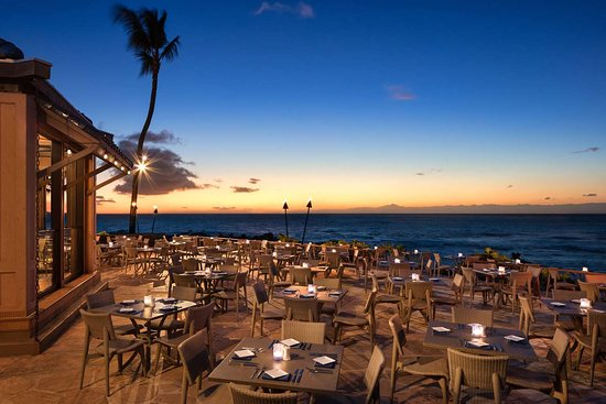 The Bay Club at Waikoloa Beach Resort: Restaurant