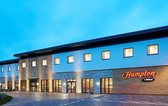 Hampton by Hilton Oxford Hotel
